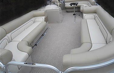 Lake Conroe Boat Tops, Covers and Upholstery